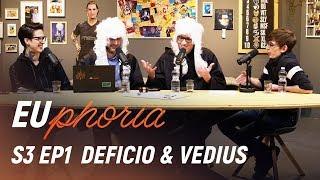 Download Worst Tier List Of All Time w/ Deficio & Vedius   EUphoria Season 3 Episode 1 Video