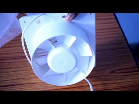 Unboxing and Review of ORPAT Ventilation Fan 6 inch (150 mm)