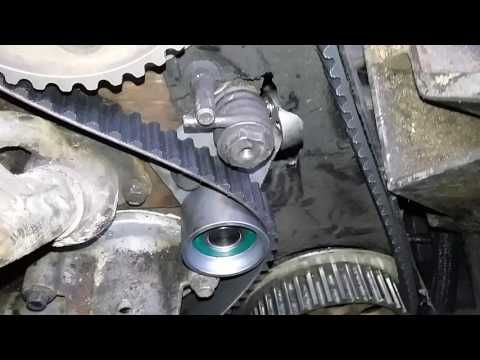 Ford 2.3 timing belt replacement tips