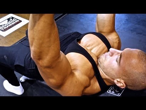 CHEST & BACK - Full Superset Workout