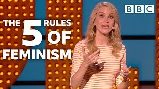 Does despising men make you a feminist?   Live At The Apollo - BBC