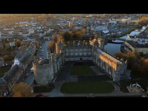 A Tour of Irish Castles