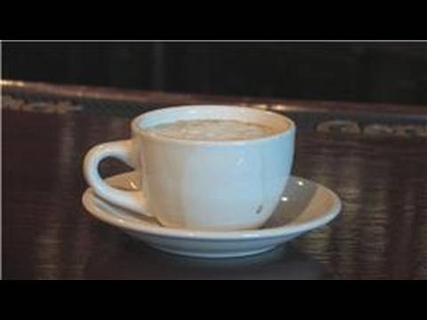Drinks & Beverages : History of Cappuccino