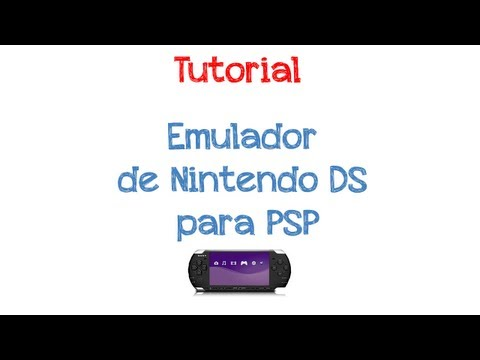 Emulador de Nintendo DS para PSP