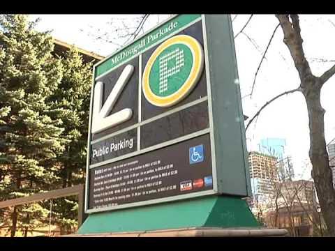 Calgary Herald Video Editorial: Parking