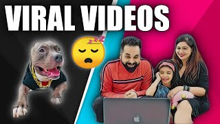 Best of Our 10 Funny Viral Tik Tok Videos | Comedy Family Video | Harpreet SDC