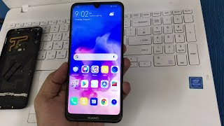 LG K30 FRP/Google Lock Bypass Android 7 1 2   LG LM-X410TK T-Mobile