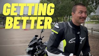 Want to Improve Your Skills on a Motorcycle? | New Rider Tips