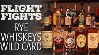 Rye Whiskey Blind Flight Fight - The Wild Cards