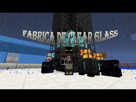 Servidor A ERA DO FUTURO 2 #4 - Fabrica De Clear Glass - Tinkers.