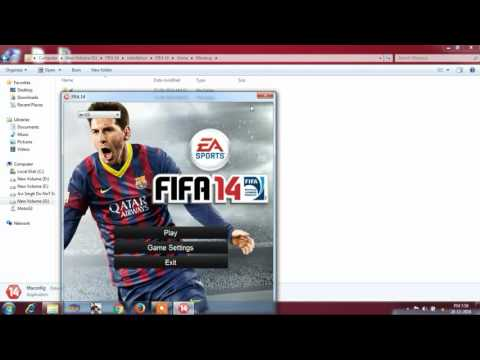 How To Play Fifa 14/13/15 Without Any Lag 100% Working !