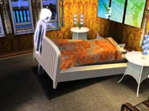The Sims 3 | Ghost Attack