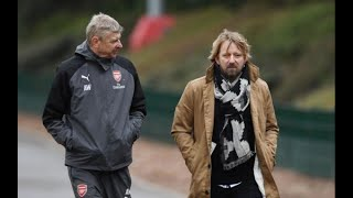 """Mislintat calls Arsenal a dysfunctional club & tells people Arsenal is an """"absolute mess"""""""
