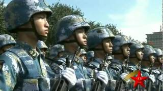 【CCTV7 军事报道】 20091001 13  军事新闻 清晰视频.flv