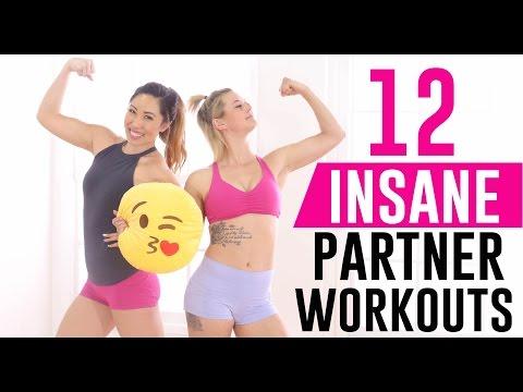 Best Partner Workouts with Lauren Froderman!