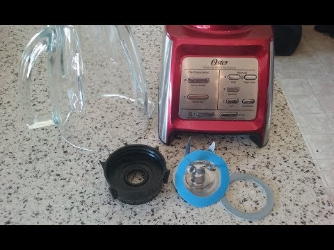 DIY: Silicone Gasket for the Oster Dual-Action Blender