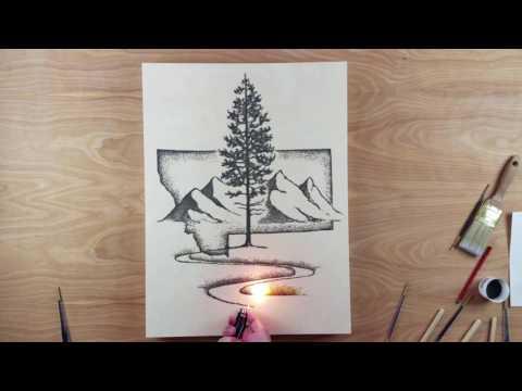 Second Home - Gunpowder Art - Montana Tribute