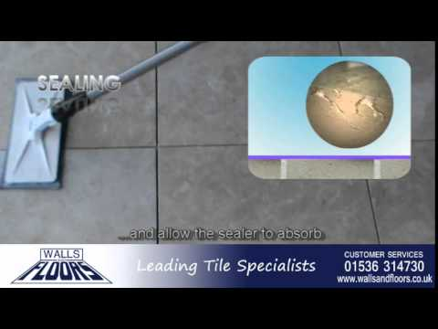 How to Fix and Seal Polished Marble and Stone Tiles