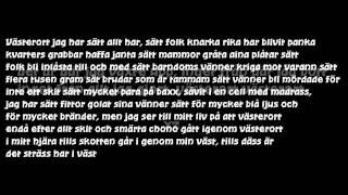 24K Västerort - Lyrics