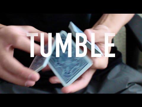 Tumble False Cut//Card Flourish Tutorial//Learn Cardistry