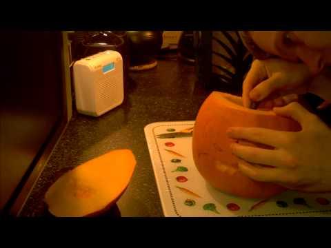 Pumpkin 2012 - Oogie Boogie Man