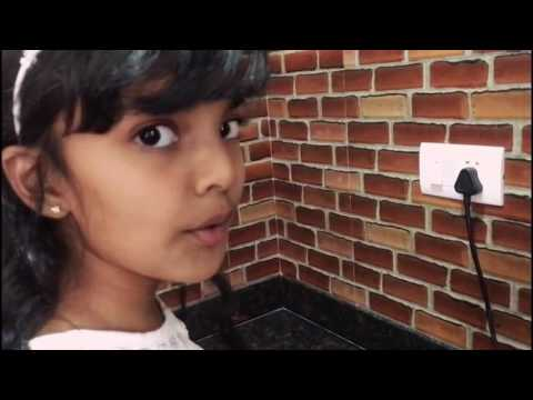 Homemade chocolate with cocoa and milk powder | Kids will enjoy
