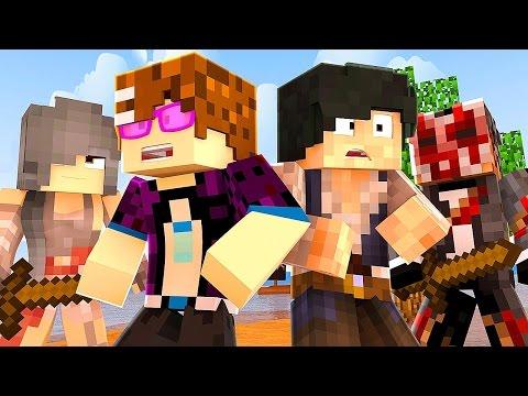 Cannibal Island - THE FLESHY TRUTH! #3   Minecraft Roleplay