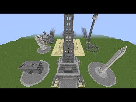 Minecraft Monuments Trailer
