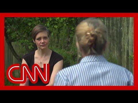 Coronavirus vaccine trial volunteers speak to CNN