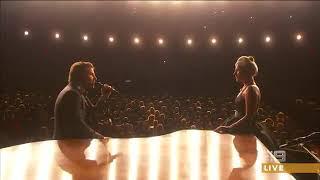Lady Gaga & Bradley Cooper - Shallow  (Performance Oscar 2019)