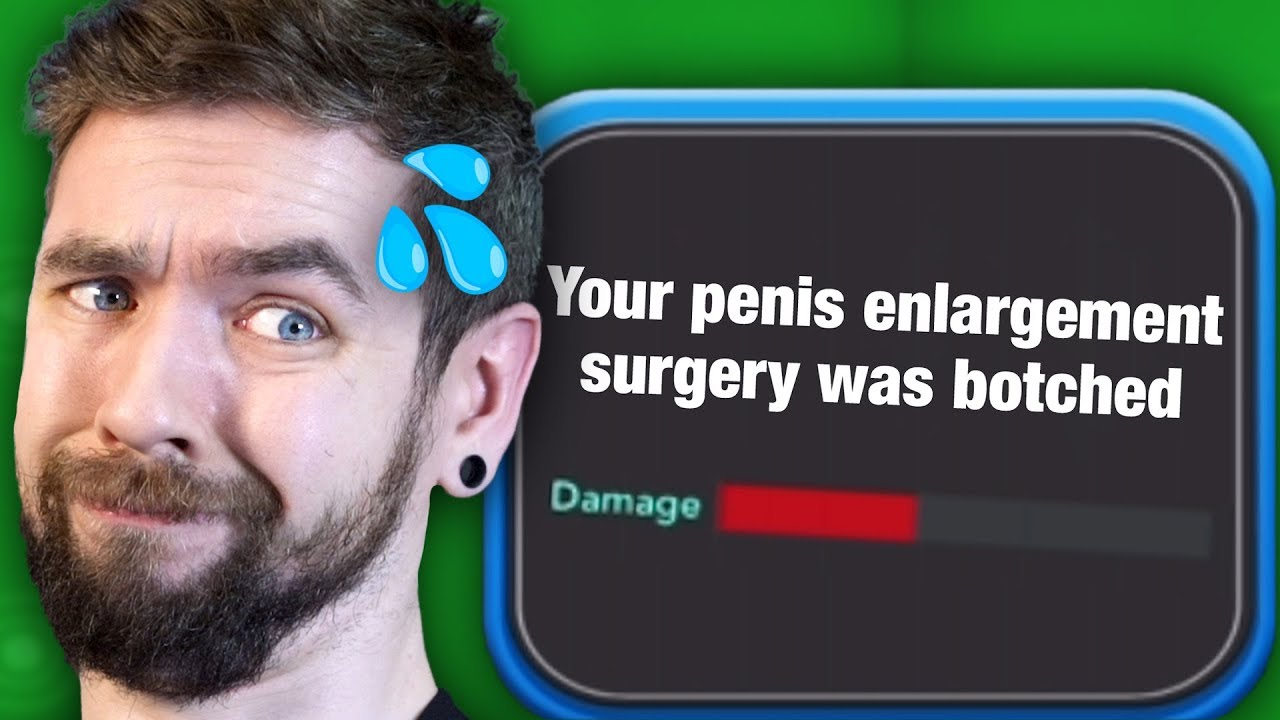 My Doctor Failed My VERY Private Surgery - BitLife