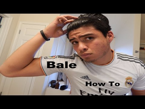 Gareth Bale ★New 2014-2015★ hairstyle tutorial ●