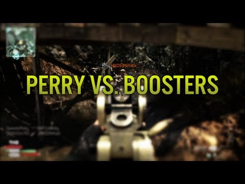FFA | Perry vs. Boosters (Epic Ending)