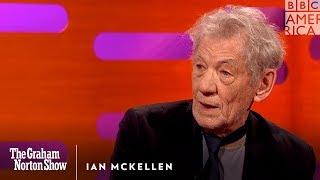 Download Ian McKellen Cries Himself to Sleep Over ″Logan″ | The Graham Norton Show | Saturdays @ 11/10c Video