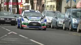 Ford Fiesta WRC video review by autocar.co.uk