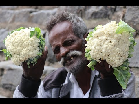 Cauliflower Chilly / Village food factory