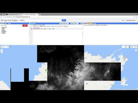 Introduction to terrain analysis in Google Earth Engine