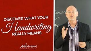 Graphology or Handwriting Analysis