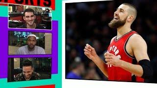 Toronto Raptors: Star Farts On Team Plane!   TMZ Sports