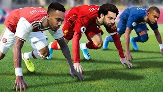 FIFA 20 SPEED TEST | Who is the fastest player in the game?
