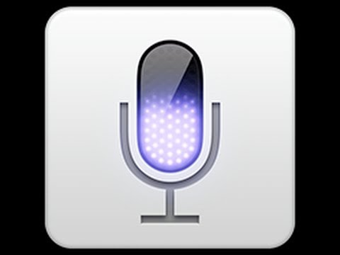 Speech Recognition on a Mac - Dictation