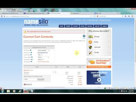Host Your Own Domain on 000webhost