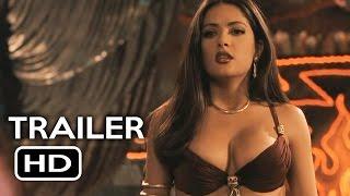From Dusk Till Dawn 20th Anniversary Official Trailer #1 (2016) Salma Hayek, George Clooney Movie HD