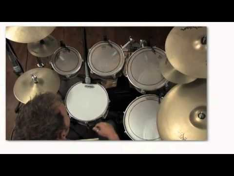 Beginning worship drums lesson - your first ever break