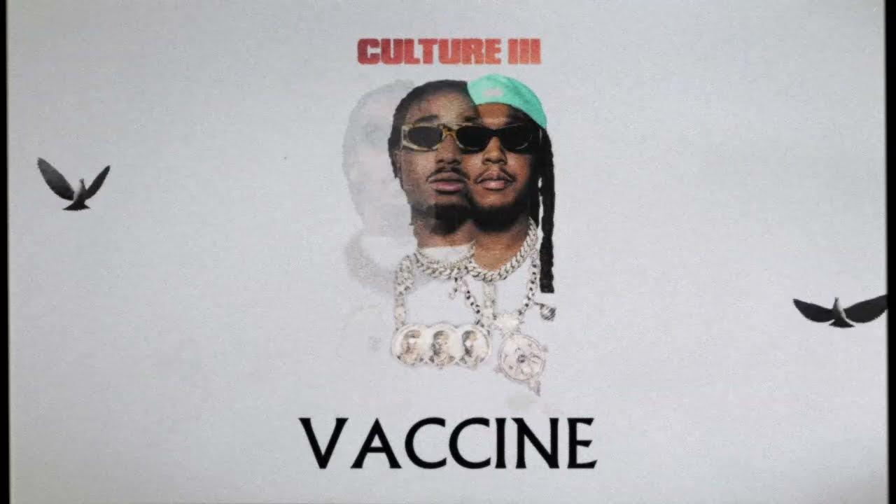 Migos - Vaccine (Official Audio)