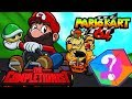 Mario Kart 64 The Completionist