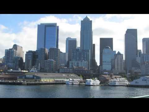 Seattle to Bainbridge Island Ferry from Colman Dock, Pier 52