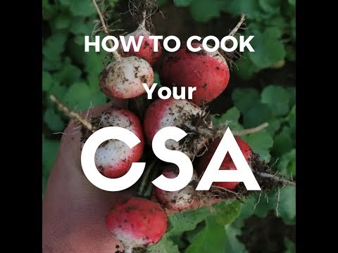 How to Cook Your CSA: An Intro