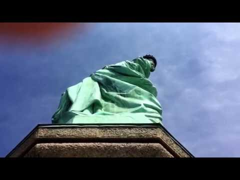 Let's tour the statue of liberty