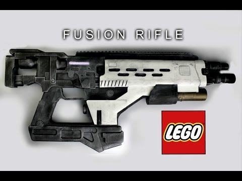 Lego Destiny- Fusion Rifle